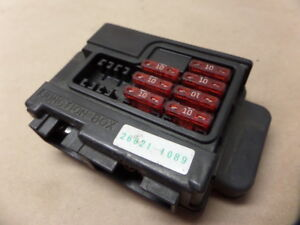 Honda Motorcycle Fuses & Fuse Boxes for sale | eBayeBay