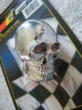 Vintage NOS MR. GASKET Skull Head Shifter Knob #9628 shift knob HEAVY 13oz. cast