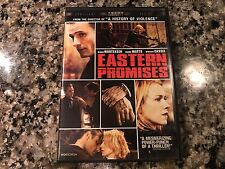 Eastern Promises DVD! 2007 Crime Mystery!Rounders The Equalizer Running Scared