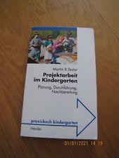 Projektarbeit im Kindergarten Buch gebraut von Herder Martin Textor