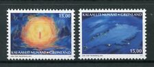 Greenland 2017 MNH Christmas 2v Set Seasonal Stamps