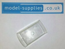 French Dinky 510 Peugeot 204 Sedan Reproduction Clear Plastic Window Unit