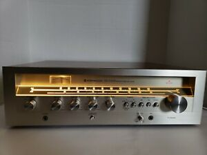 Kenwood KS-4000R AM/FM Stereo Tuner Amplifier Excellent condition
