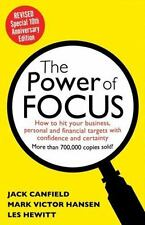 The Power of Focus Tenth Anniversary Edition: How to Hit Your Business-ExLibrary