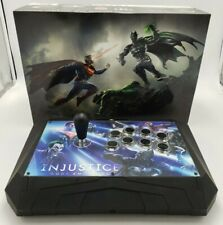 Injustice Battle Edition Xbox 360 FIGHT STICK ONLY w/ Box Tested Works