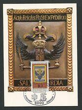 Brd Mk 1981 Tag Der Marke 1978 Maximumkarte Carte Maximum Card Mc Cm D5030 Briefmarken