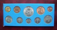 UK 1953 uncirculated coin set