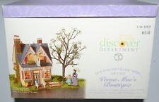 2000 Department Dept 56 56626 New England Village Verna Mae's Boutique Gift Set