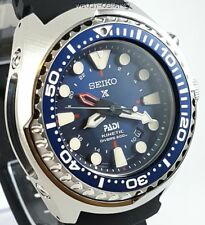 SEIKO PROSPEX PADI NEW MEN'S KINETIC GMT 200m DIVERS WATCH SUN065P1