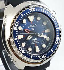 Seiko Prospex Padi Nuevo Para Hombre Kinetic GMT 200m Divers Watch SUN065P1
