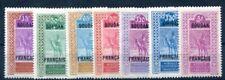 SOUDAN 1927 Yvert 53-59 * 36€(F1278