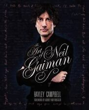 The Art of Neil Gaiman... (2014-1st Print,1st Edit)...NEW Hardcover