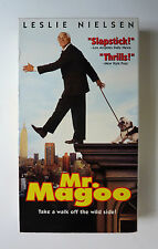 Mr. Magoo (VHS, 1997) Leslie Nielsen Kelly Lynch Ernie Hudson Ex-Rental