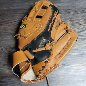 "MIZUNO MZ1395 Professional RHT Baseball Softball Mitt Glove Right 13"""