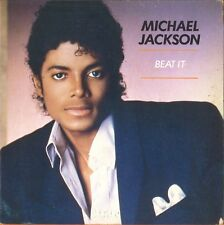 "#36 Michael Jackson Beat it (7"" Single Brésil - 1983)"