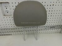 Saturn Vue Headrest Front Bucket Seat Gray 03 Leather 02 04 05 06 07 22672735