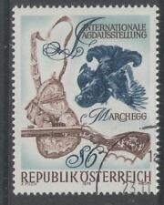 AUSTRIA SG1805 1978 INTERNATIONAL HUNTING EXHIBITION FINE USED