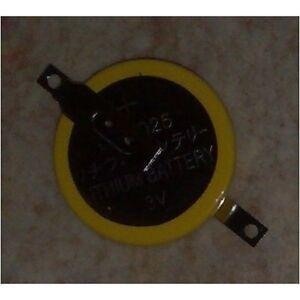 Batterie Replacement CR2025 Pokemon Goldene, Silberne, Kristall - Game Boy, Save