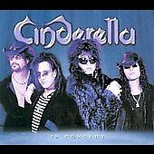 In Concert by Cinderella (CD, Feb-2004, Cleopatra)