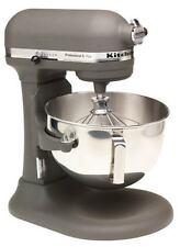 New Kitchenaid stand mixer 450-W 5-QT 10-Speed KV25GOXgr Imperial Grey