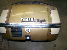 yamaha venture royale 1200 alluvial gold rear trunk case luggage 1984 83 84 85