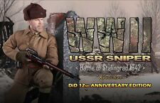 DRAGON DREAMS DID 1/6 WW II RUSSIAN KOULIKOV SNIPER BATTLE OF STALINGRAD