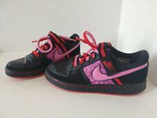 Womans size UK 5.5 Nike Vandal Low Black Pink Purple Sneaker EUR 39, US 8 VGC