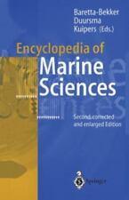 Encyclopedia of Marine Sciences (1998, Paperback, Enlarged) Baretta-Bekker et al
