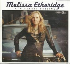 4th Street Feeling [Digipak] * by Melissa Etheridge (CD, Sep-2012, Mercury)