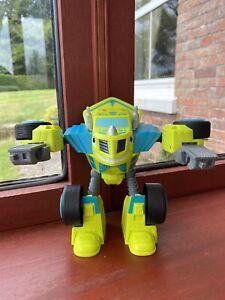 TRANSFORMING ROBOT RIDER ZEG - Blaze and the Monster Machines