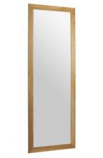 HABITAT MARLO Oak Full Length Wall Mirror 60 x 200cm ***RRP £200***