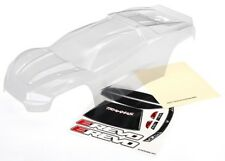 Traxxas Clear Body for E-Revo Brushless - TRA8611