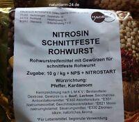 Nitrosin Schnittfeste Rohwurst, 1kg, Gewürz, Gewürze,