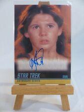Star Trek TOS 40th anniversary 2009 autograph card A220 Kim Darby as Miri