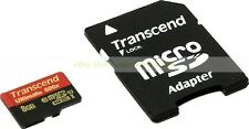 Transcend Micro SD HC 8GB 8G 90MB/SEC Ultimate 600X Class 10 C10 U1 UHS1 Card