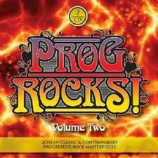 PROG ROCKS!: VOLUME TWO 2 CD NEU ROCK PROGRESSIVE Hawkwind/Affector/Pallas uvm.