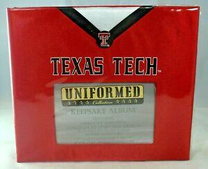"""Uniformed Collection - Texas Tech Keepsake Album (4""""x6"""" photos)"""