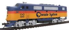 "Modelpower 96802 EMD F2 A-Unit ""Chessie"""
