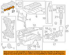 GM OEM-Engine Intake Manifold Gasket 55566664