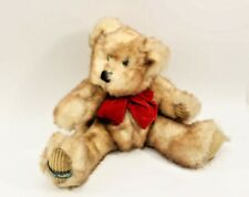 Tippy Teddy Plush Bear