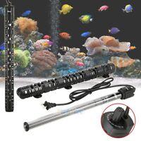 300W Explosion-proof Fully Submersible Adjustable Aquarium Heater Fish Tank 110V