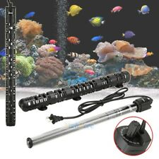 400W Explosion-proof Fully Submersible Adjustable Aquarium Heater Fish Tank 110V