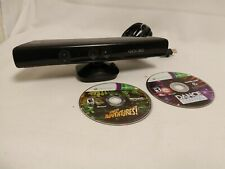 Xbox 360 Kinect Sensor Bar with 2 Games -  Kinect Adventures & Dance Central
