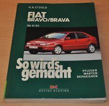 Fiat Bravo Brava 1,4 1,6 1,8 2,0 1,9 Motor Getriebe Reparaturanleitung SWG 106