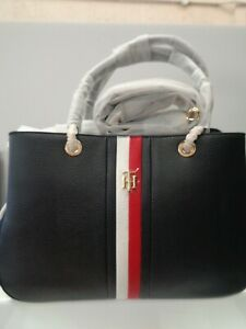 """Tommy Hilfiger Essential Corp Bag Ladies  Ref Bag488"""""""