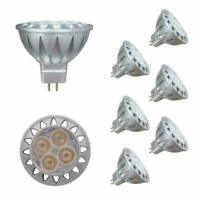MR16 Led Light Bulbs 5W Replace 20W 35W Halogen Equivalent 12V Lamp Spotlight