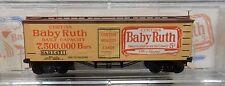 "Micro Trains - N Scale Nestle Baby Ruth 36"" Wood Ice Reefer #4  058 00 230 NIB"