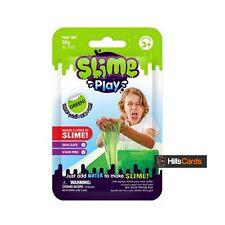 Green Slime Play 20g Foil Pack - Turns Water Into Gooey Slime! Kids Fun Gelli