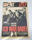 Vintage German WWII Magazine FREIE WELT 20 8 MAI 1945 Original War Paper Art