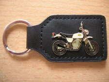 Schlüsselanhänger Honda Ape 50 weiss white Moped  Art. 0898 Keyholder Porte Cle
